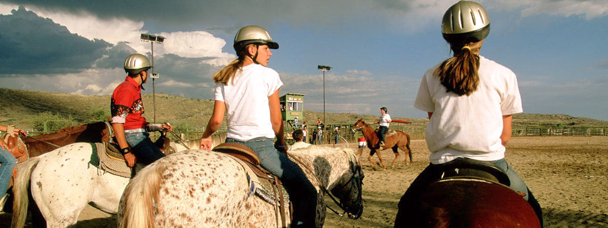 horsemanship camp at orme school
