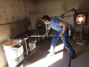 FAF - Glassblowing 1
