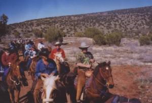 Vaqueros Riders - 1