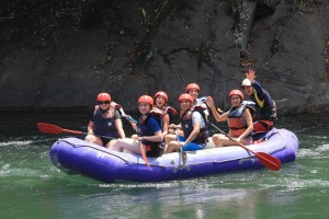 Costa Rica - Rafting 2