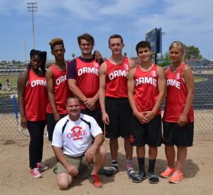 Track Team 2015