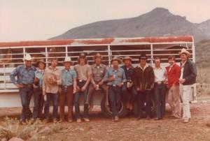 Vaqueros 1976