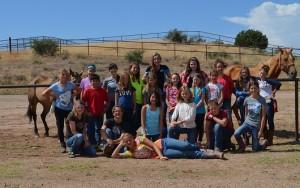 Horsemanship Camp - Group