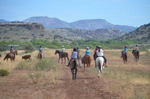 Horsemanship Camp - J