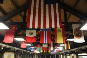 Flag Ceremony 1 - 2015