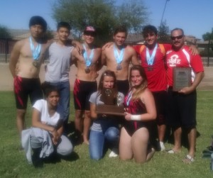 Swim Team 2015 - 2