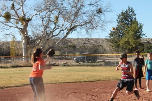 Softball 2016 - 1