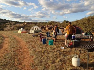 Camping & Hiking April 2016 - 2